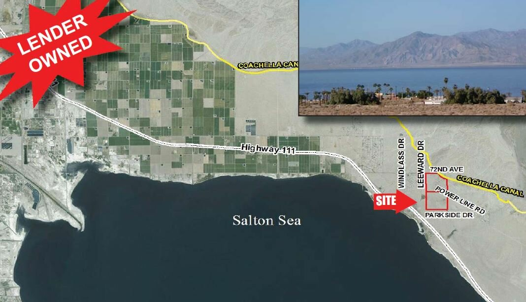 Commercial Land for sale in N Parkside & 72nd Ave, Mecca, California