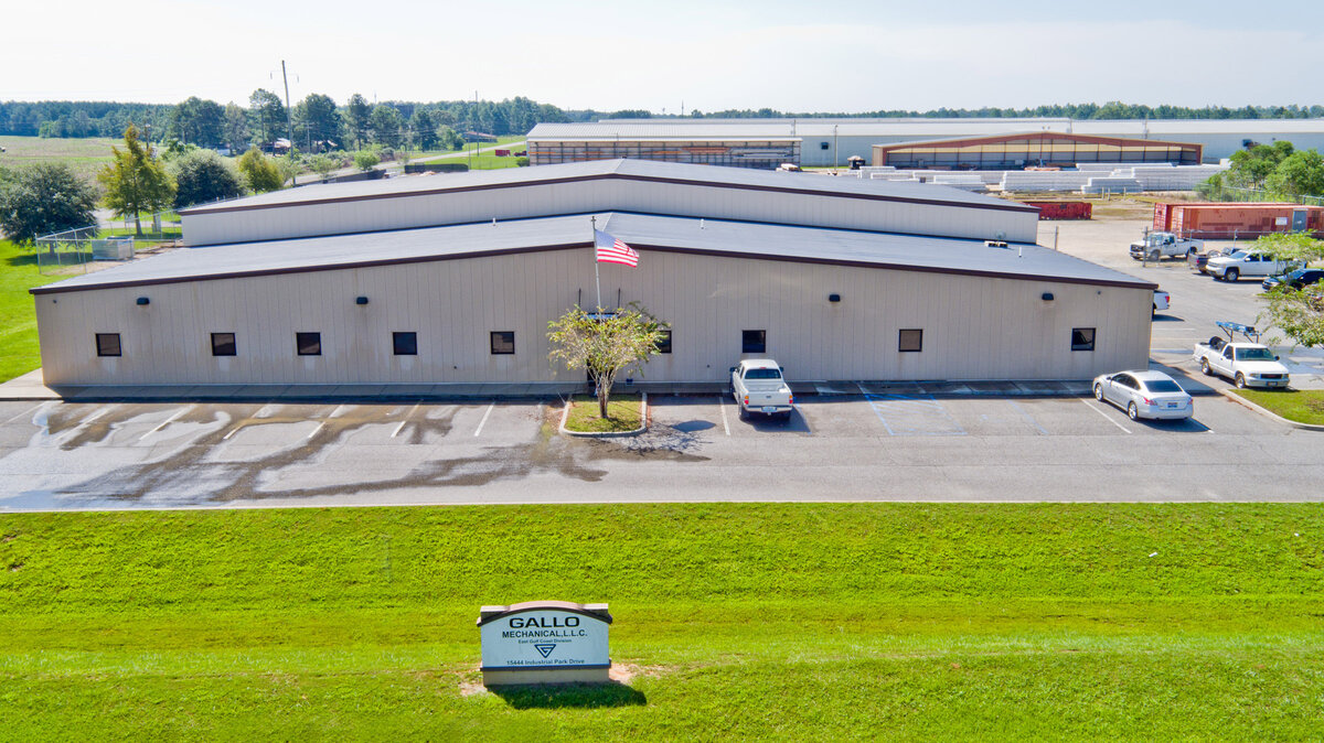 industrial for sale in 15444 Industrial Park Drive, Loxley, Alabama