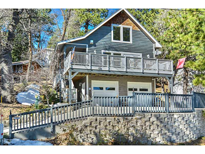 Single Family Home for sale in 31916 PINE CONE DR., Running Springs, California ,92382