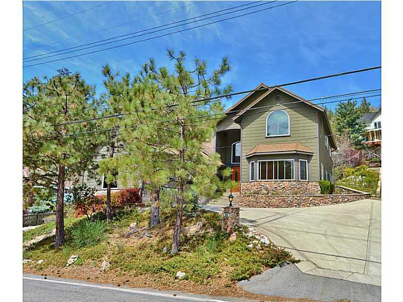 Single Family Home for sale in 740 BRENTWOOD DRIVE, Lake Arrowhead, California ,92352