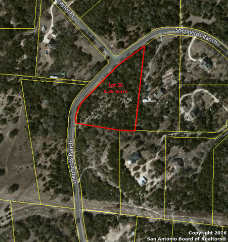 Land for sale in 1041 Shepherds Ranch, Bulverde, Texas ,78163