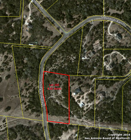 Land for sale in 1201 Shepherds Ranch, Bulverde, Texas ,78163