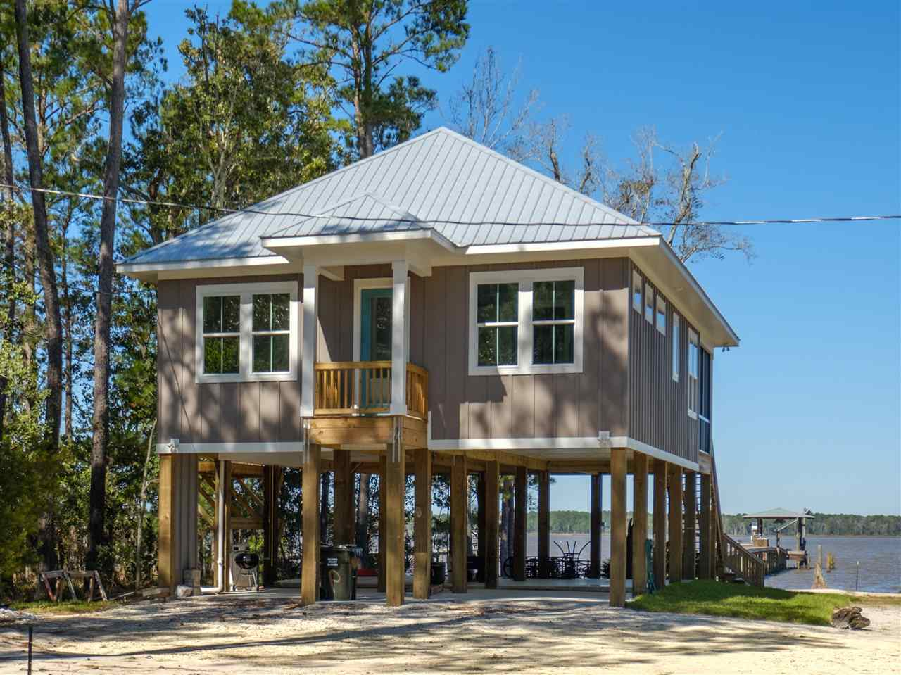 Single Family Home for sale in 11219 A Weeks Bay Rd, Foley, Alabama ,36535