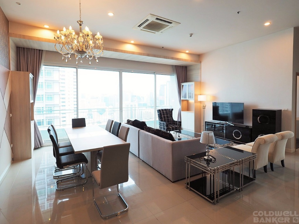 Condominium for rent in Phetchaburi Road, Bangkok, Bangkok City   , Thailand