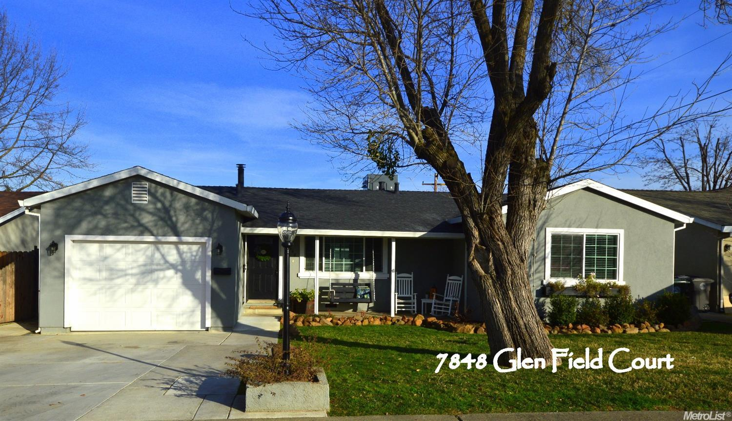 Single Family Home for sale in 7848 Glen Field Ct, Citrus Heights, California ,95610