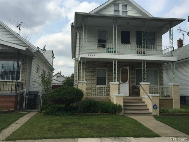 Single Family Home for sale in 2943 McPherson, Hamtramck, Michigan ,48212