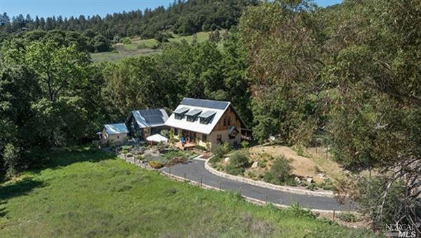 Single Family Home for sale in 1080 Greenfield Rd, St. Helena, California ,94574