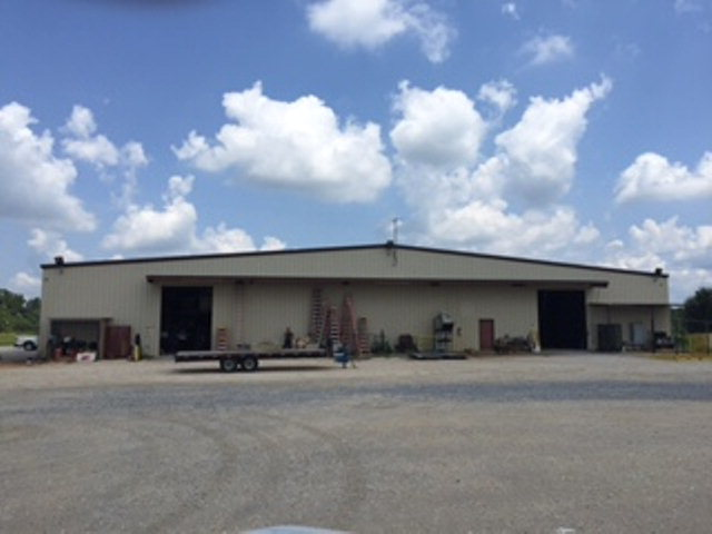 Commercial for sale in 15444 Industrial Park Dr, Loxley, Alabama ,36551