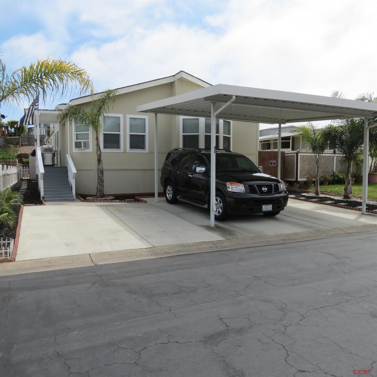 Manufactured/Mobile for sale in 765 Mesa View Dr 92, Arroyo Grande, California ,93420