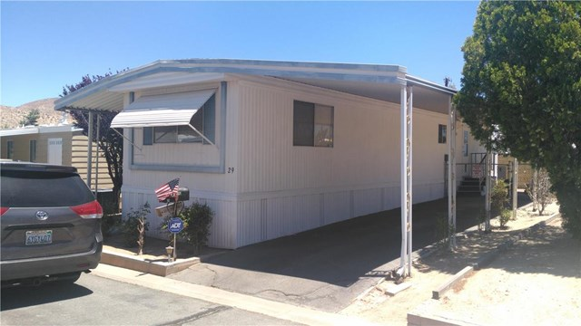 Manufactured/Mobile for sale in 54999 Martinez 29, Yucca Valley, California ,92284