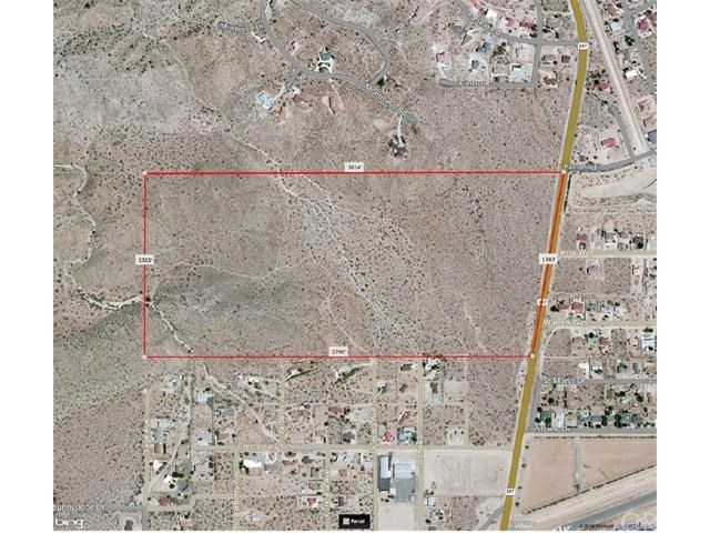 Land for sale in 0 Old Woman Springs Road, Yucca Valley, California ,92284