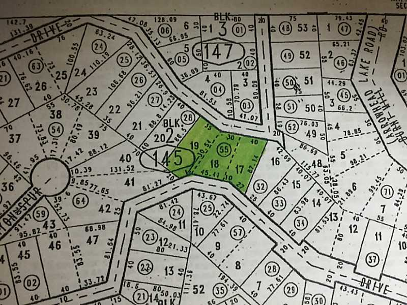 Land for sale in Lt.17-19 Tr.1944 Inspiration Dr, Crest Park, California ,92326