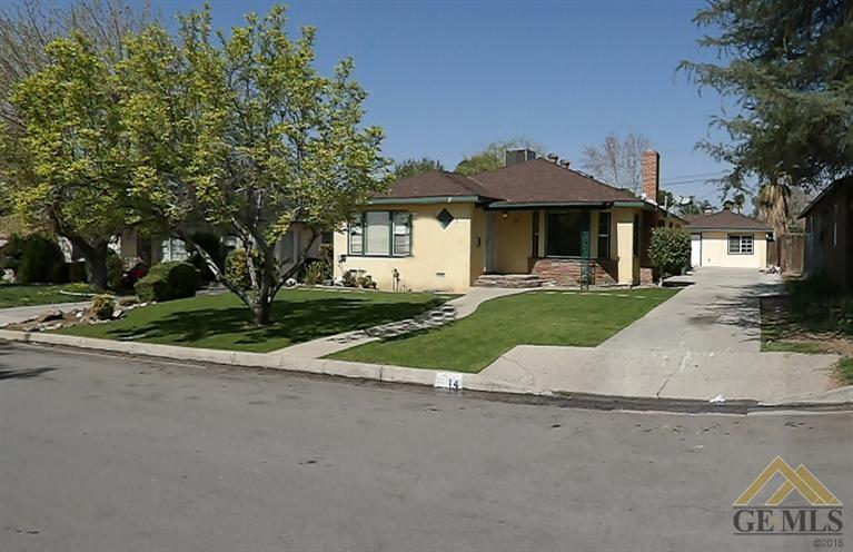 Single Family Home for sale in 14 Montrose St, Bakersfield, California ,93305