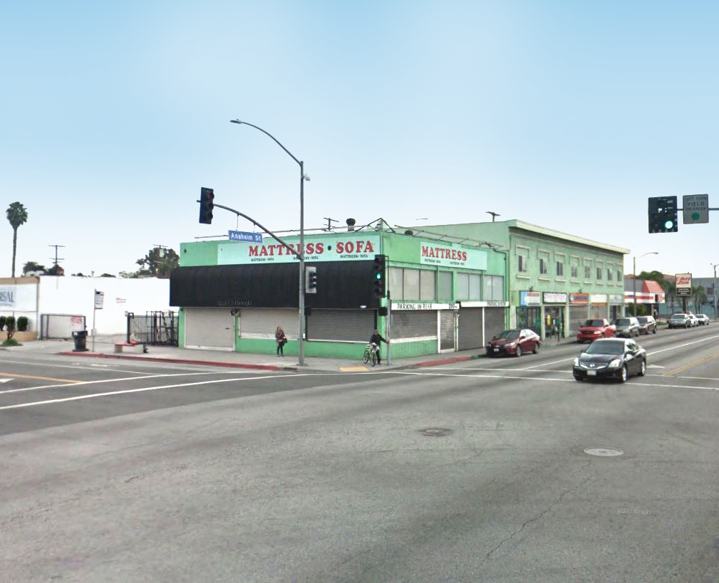 Commercial for lease in 200 W. Anaheim St., Long Beach, California ,90813