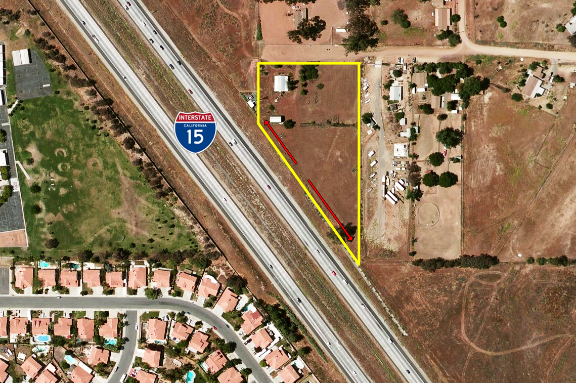 Land for sale in 23305 Peggy Lane -, Wildomar, California ,92595