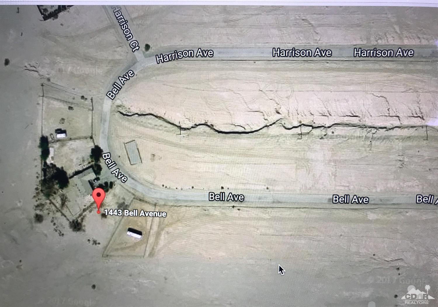 Land for sale in 1443 Bell Avenue, Thermal, California ,92274