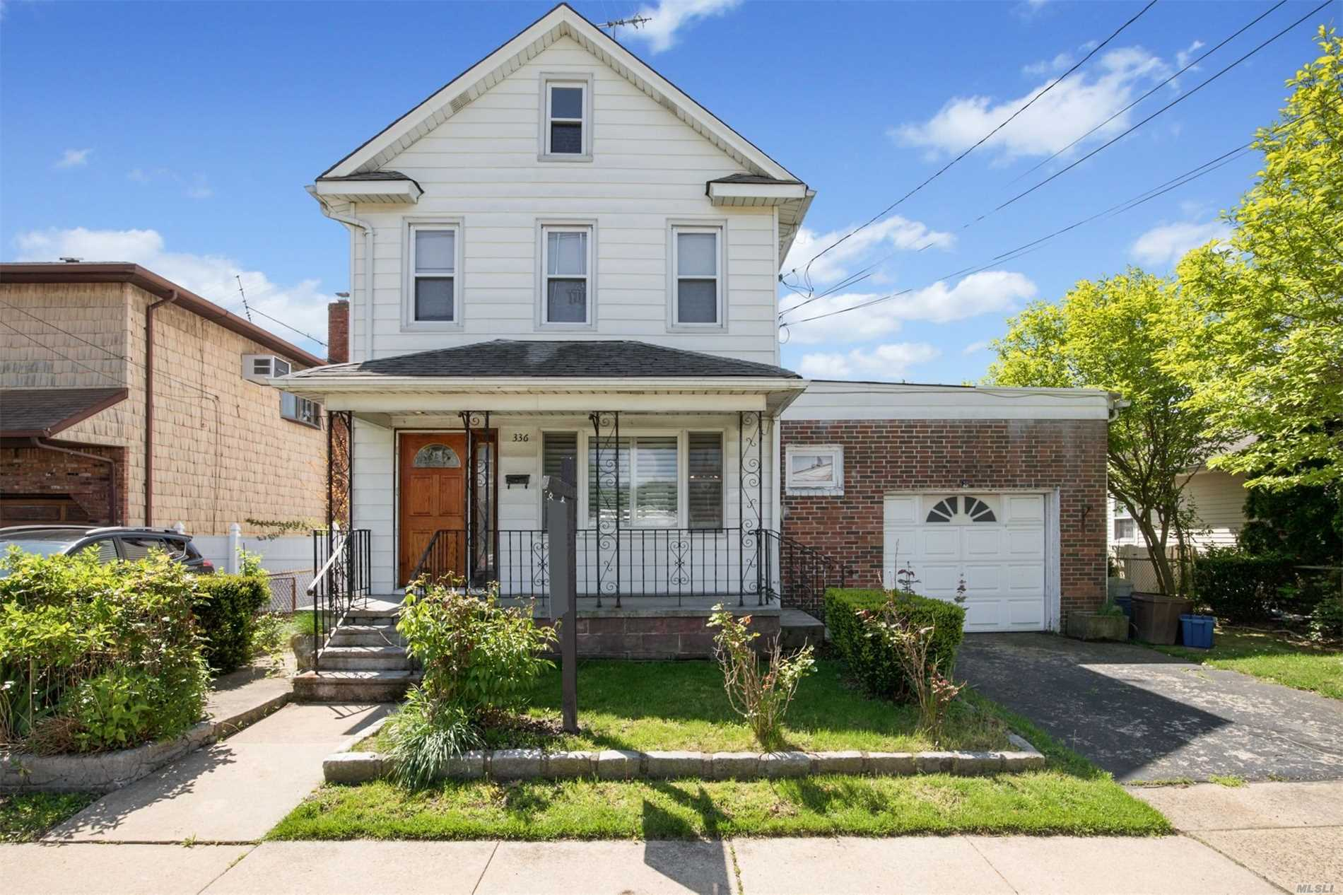Residential For Sale in 336-340 Broadway, Carle Place, NY ,11514