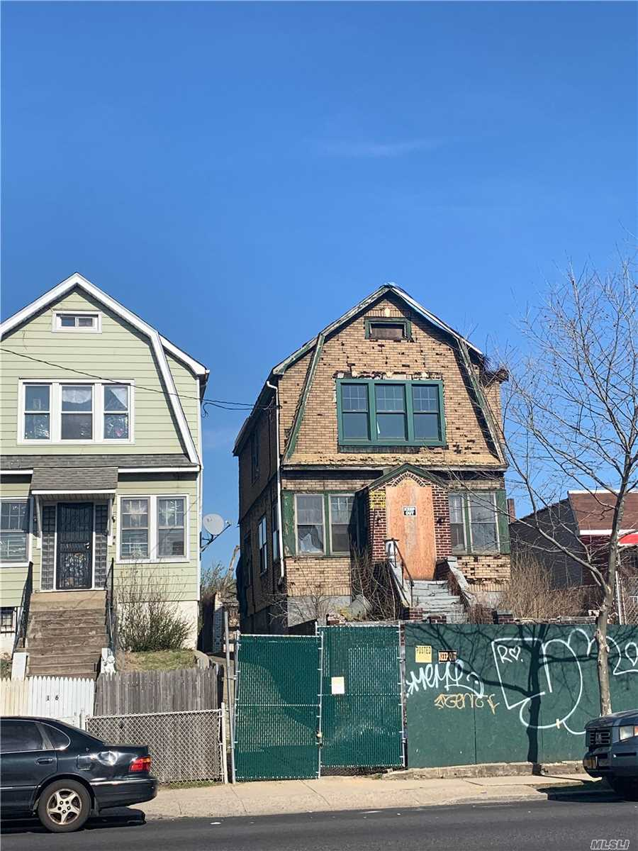 Residential For Sale in 10-58 White Plains Rd, Bronx, NY ,10472