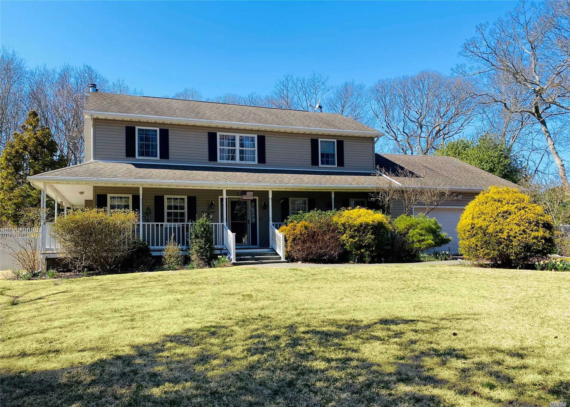 Residential For Sale in 64 Beachfern Road, Center Moriches, NY ,11934
