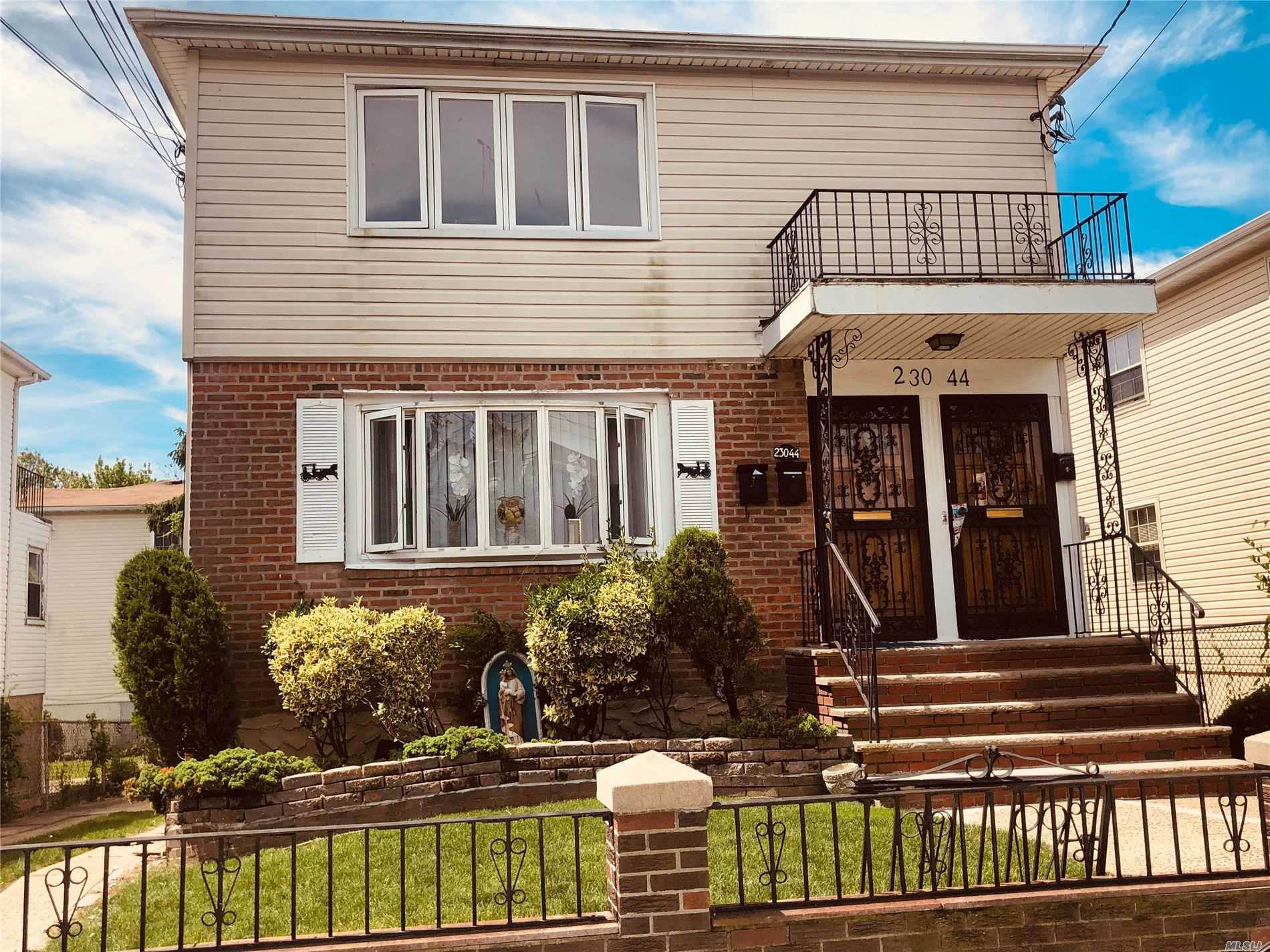 Residential For Sale in 230-44 148th Ave, Springfield Gdns, NY ,11413