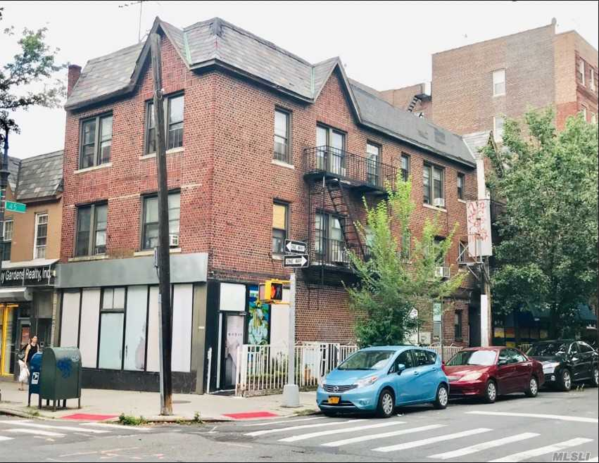 Commercial for sale in 41-05 45 St, Sunnyside, NY ,11104