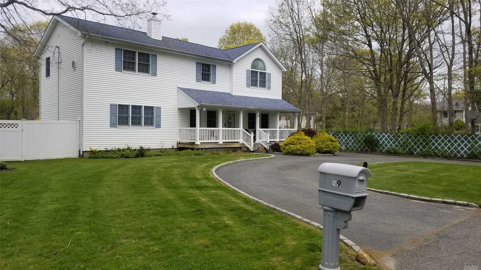 Residential For Sale in 29 Kamio Dr, Mastic, NY ,11950
