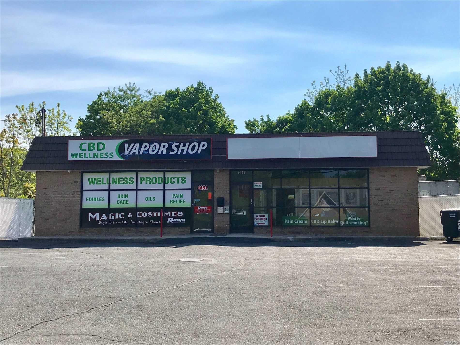 Commercial for sale in 1651-1653 Route 112, Pt.Jefferson Sta, NY ,11776