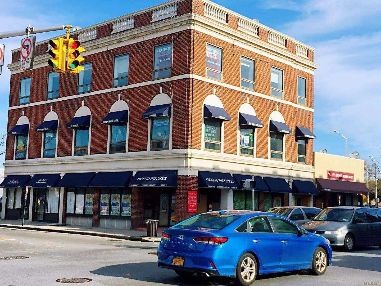 Commercial for sale in 283-287 Fulton Ave, Hempstead, NY ,11550