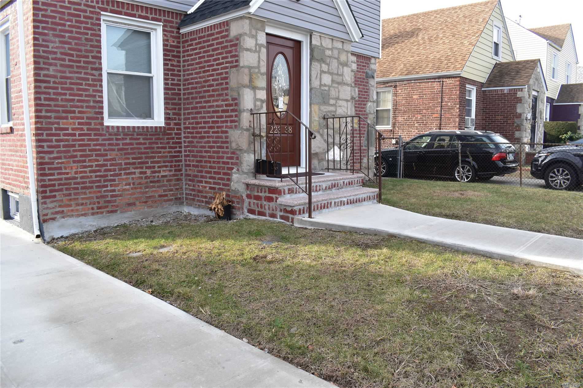 Residential For Sale in 223-38 114th Avenue, Cambria Heights, NY ,11411