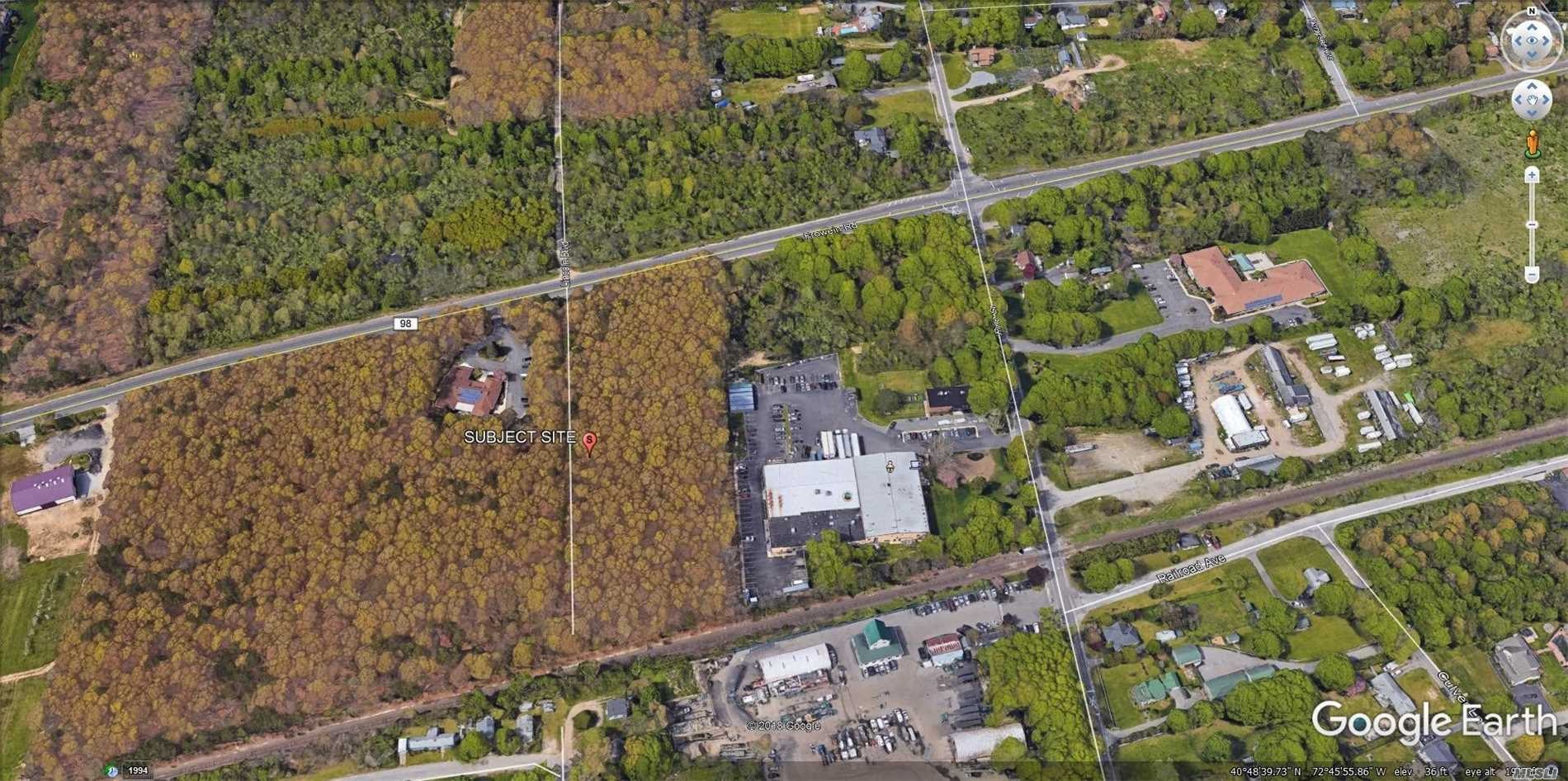 Land for sale in Pine/Frowein Rd, East Moriches, NY ,11940