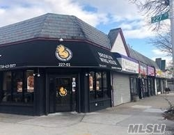 Commercial for sale in 227-01 Linden Blvd, Cambria Heights, NY ,11411