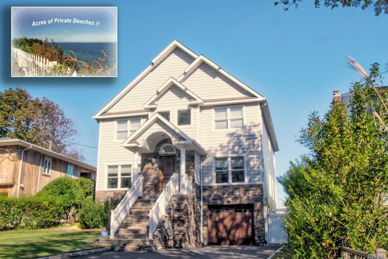Residential For Sale in 53 Seacliff Ave, Miller Place, NY ,11764
