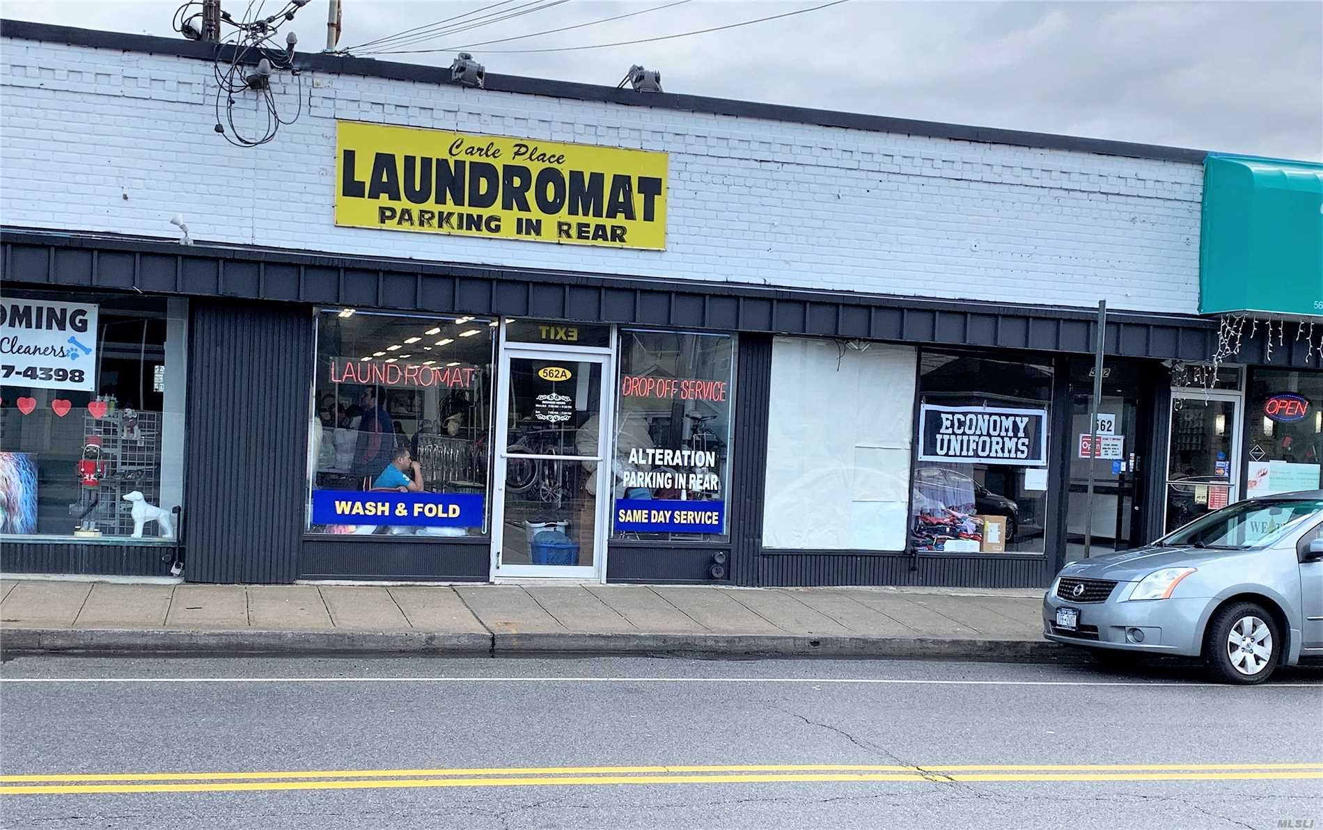 Commercial for sale in 562 Westbury Ave, Carle Place, NY ,11514