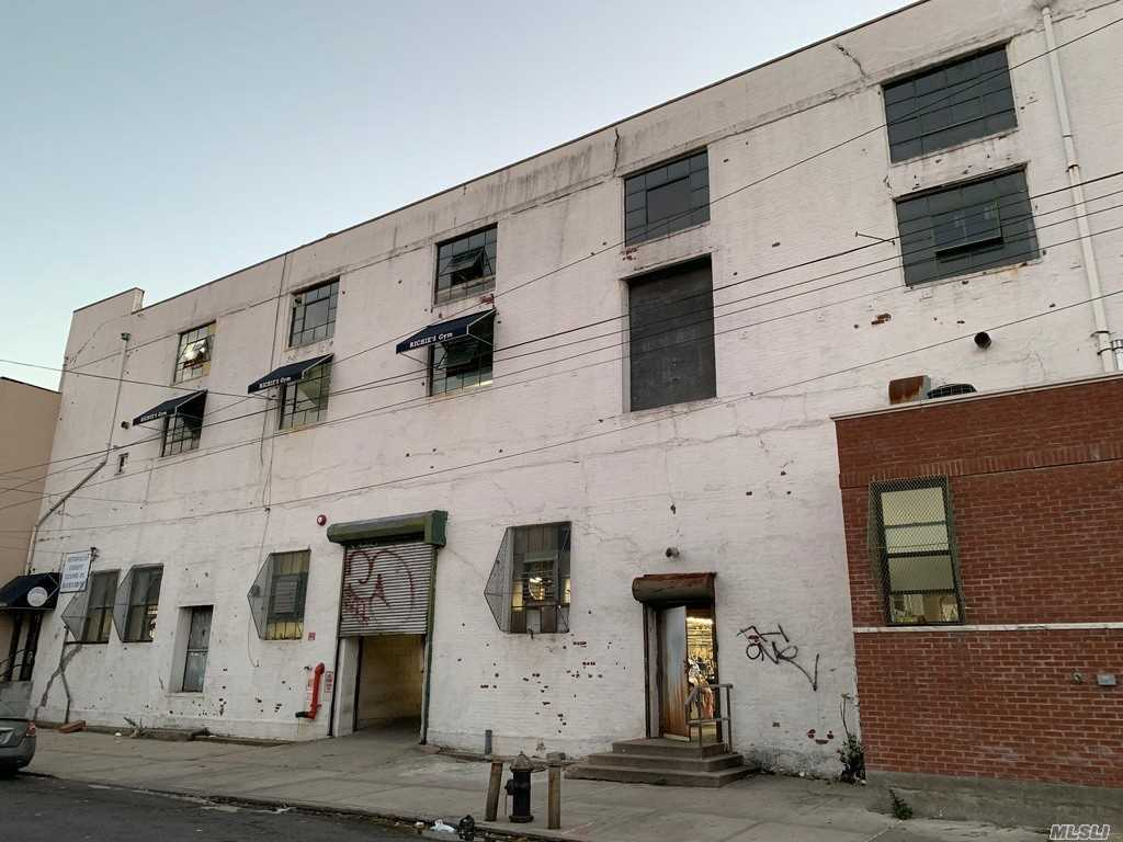 Commercial for sale in 101-20 101st St, Ozone Park, NY ,11416