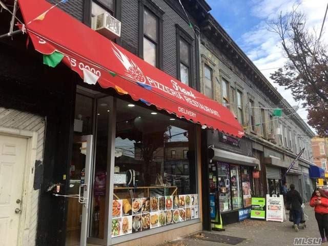 Commercial for sale in 3381 Fulton St, Cypress Hills, NY ,11208