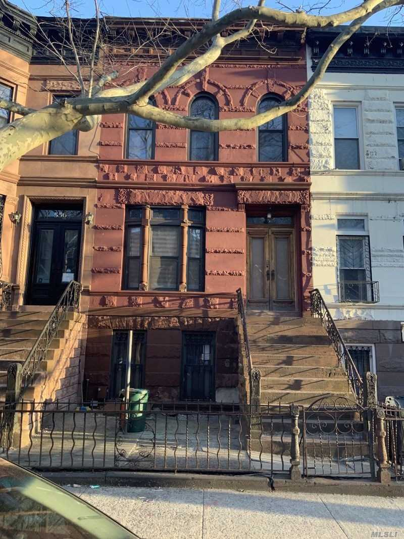 Residential For Sale in 554 Putnam Ave, Brooklyn, NY ,11221