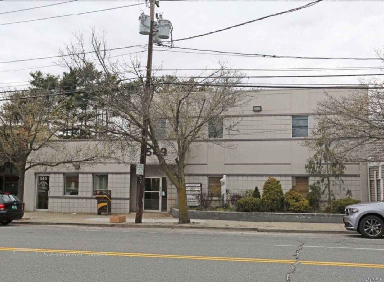Commercial for sale in 549 & 545 Broadway, Massapequa, NY ,11758