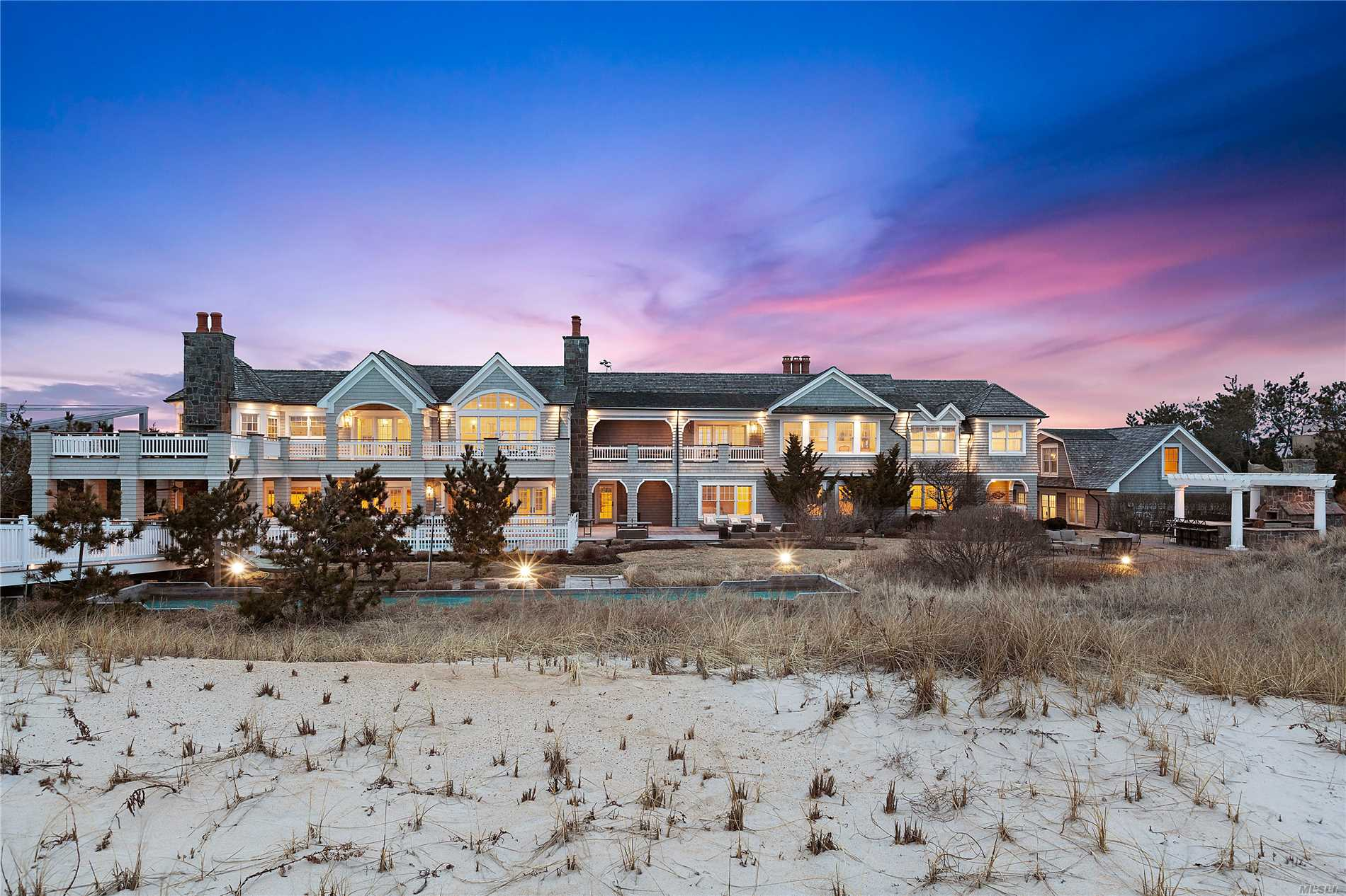Residential For Sale in 59 Dune Rd, E. Quogue, NY ,11942