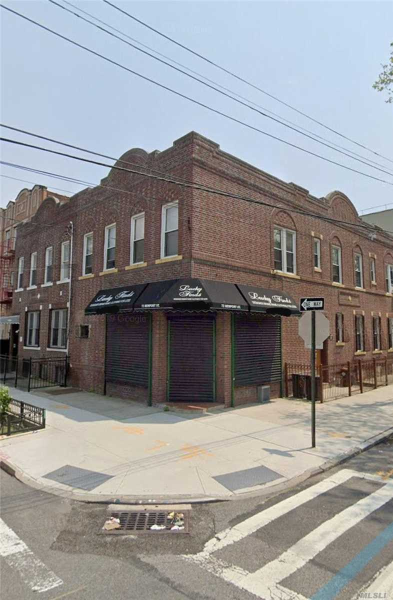 Commercial for lease in 72 Newport, Brooklyn, NY ,11212