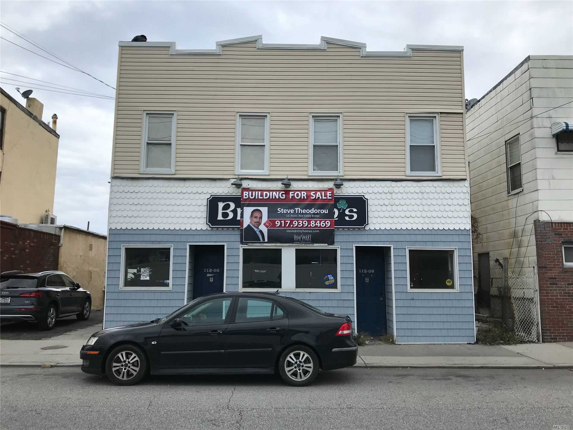 Commercial for sale in 112-08 Rockaway Beach Blvd, Rockaway Park, NY ,11694