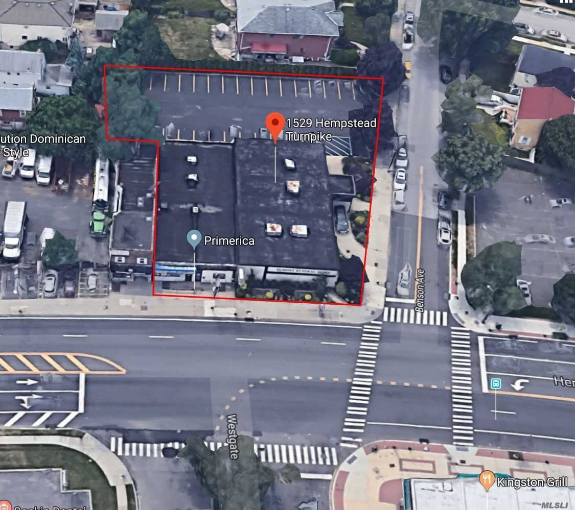 Commercial for sale in 1529 Hempstead Tpke, Elmont, NY ,11003