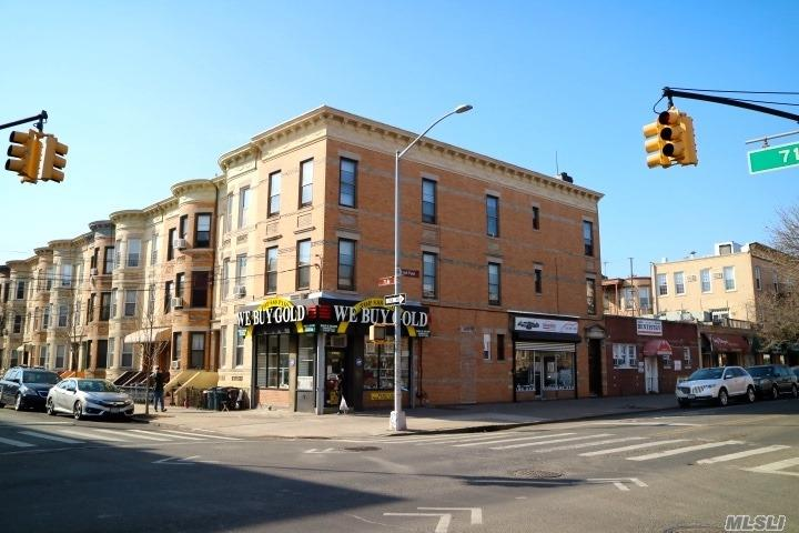 Commercial for sale in 70-20 Fresh Pond Rd, Ridgewood, NY ,11385