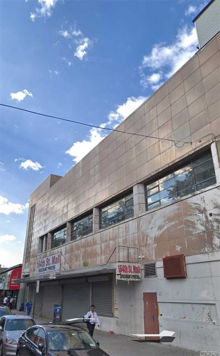 Commercial for sale in 89-71 164th St, Jamaica, NY ,11432