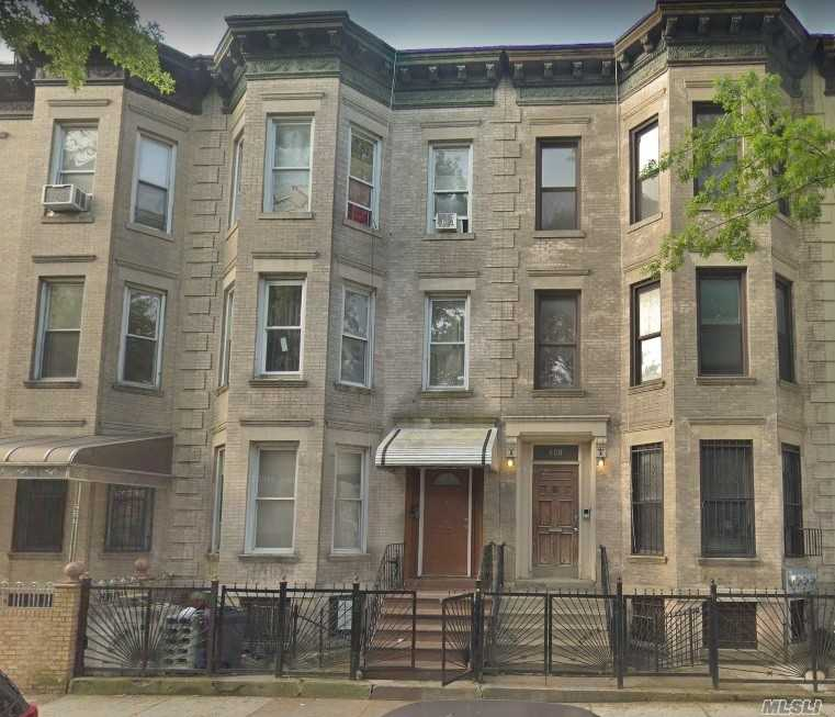 Residential For Sale in 224 Hawthorne St, Brooklyn, NY ,11225