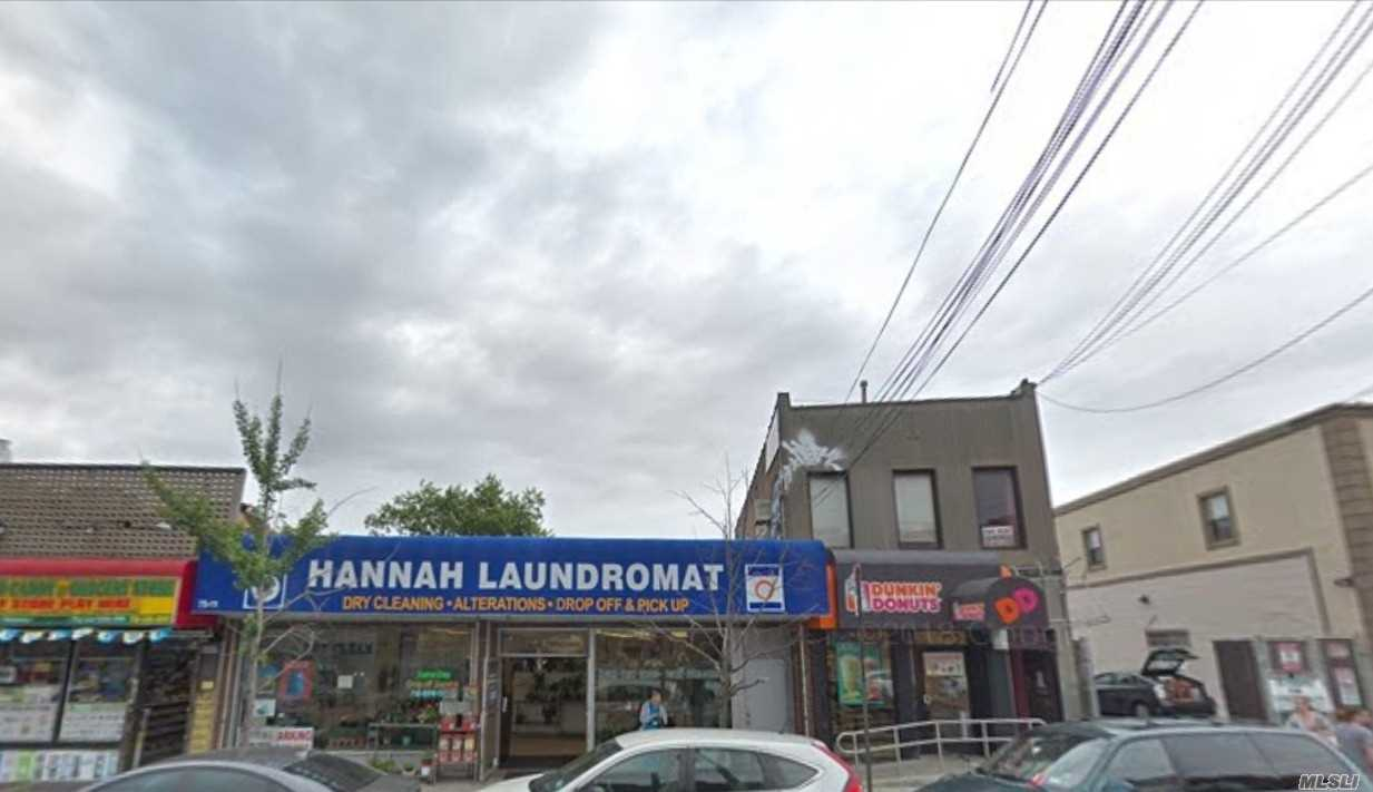 Commercial for sale in 75-11,19 Metropolitan Ave, Middle Village, NY ,11379
