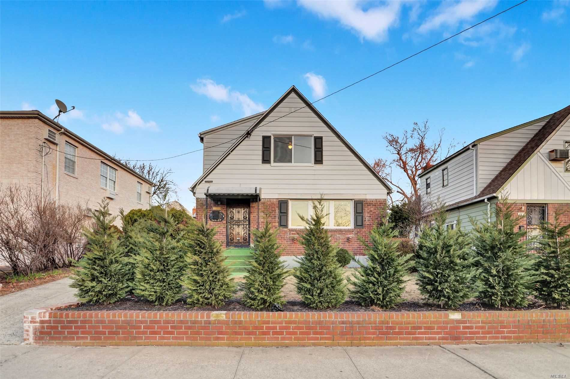 Residential For Sale in 120-07 Springfield Boulevard, Cambria Heights, NY ,11411