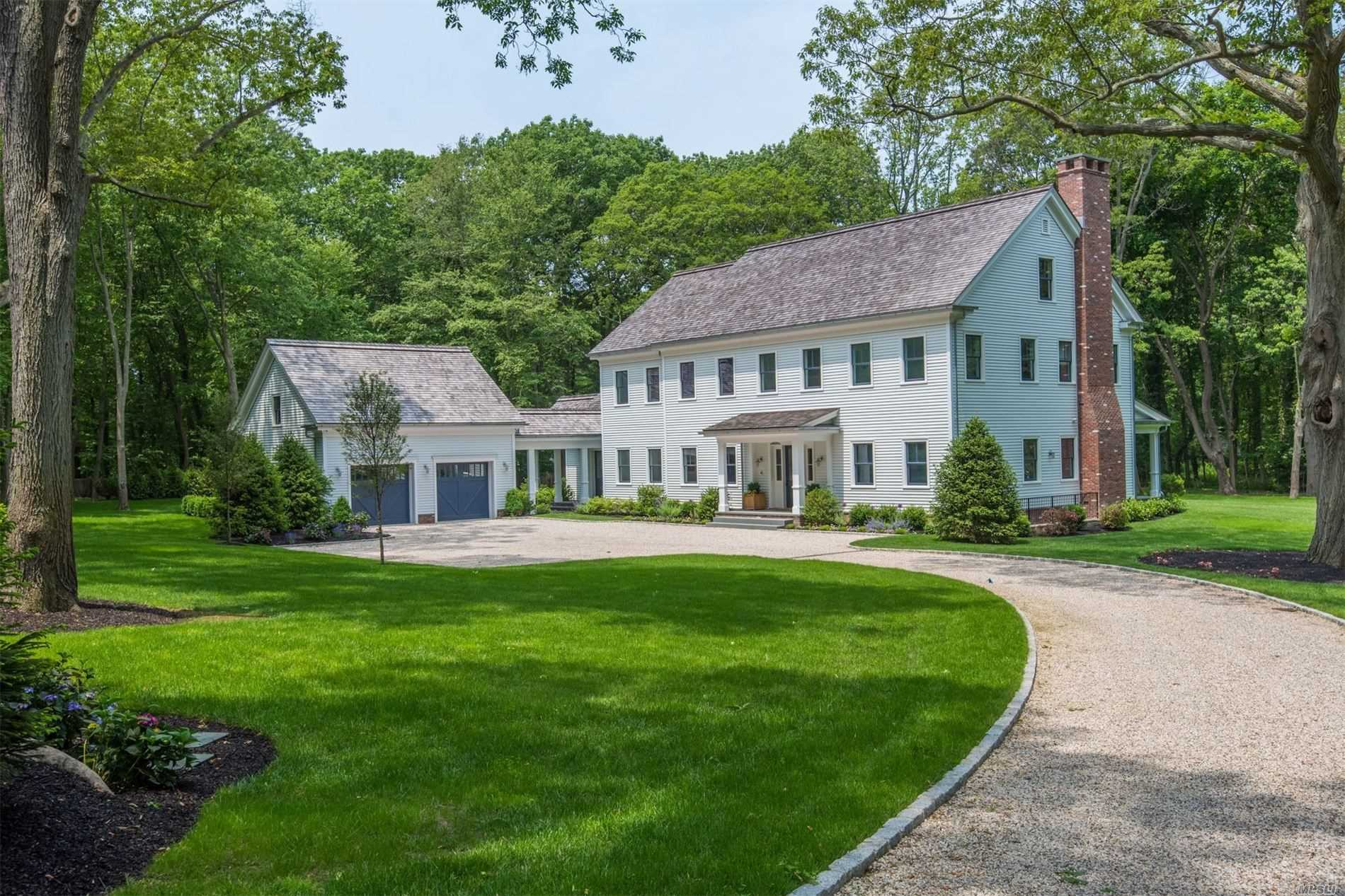 Residential For Sale in 24 Dock Hollow Rd, Cold Spring Hrbr, NY ,11724