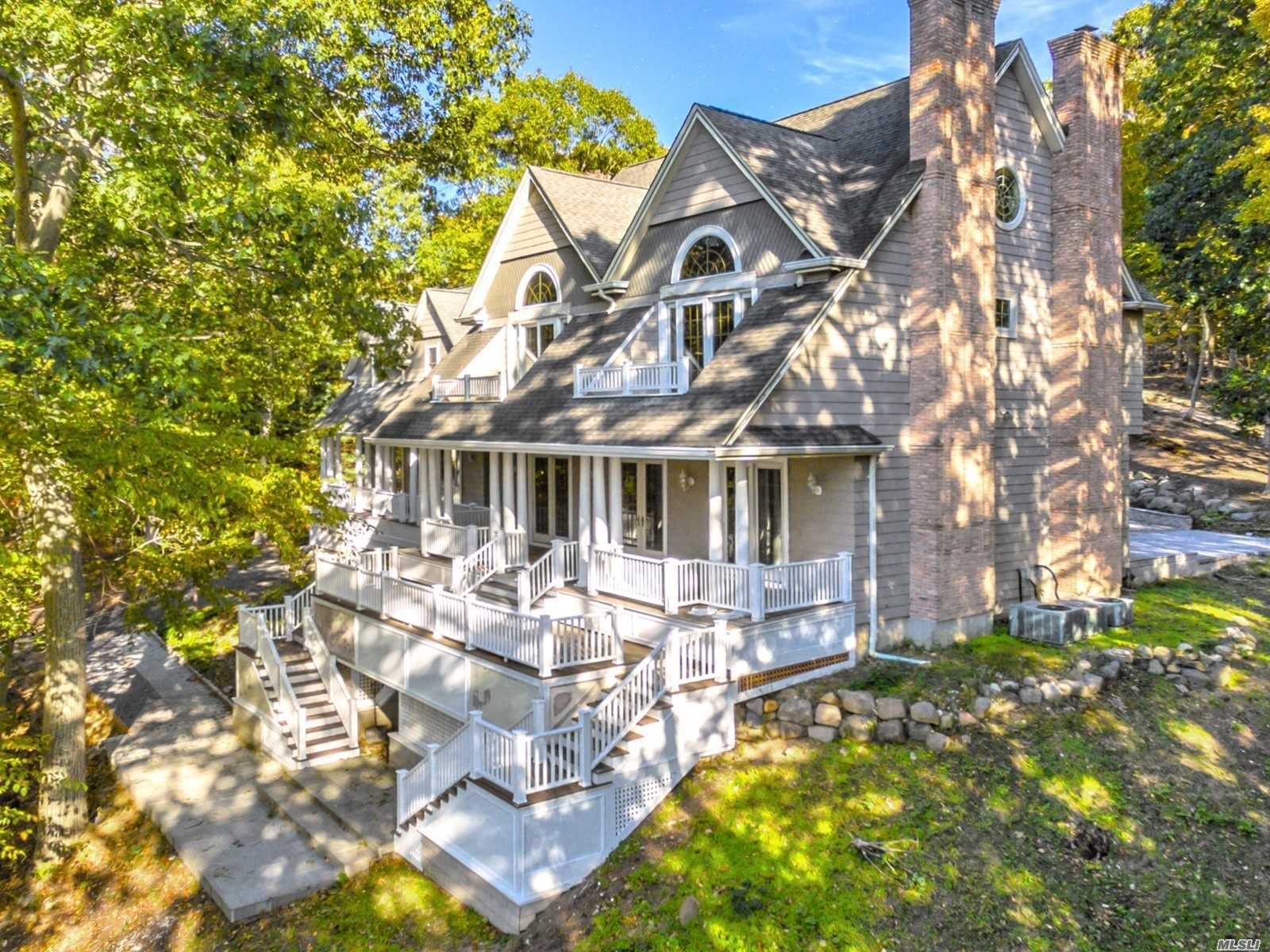 Residential For Sale in 427 River Road, Nissequogue, NY ,11780