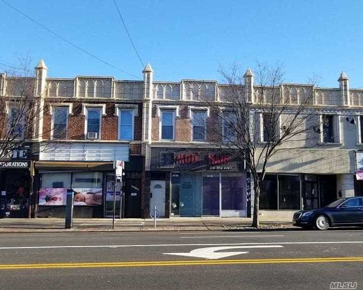 Commercial for sale in 255-06 Northern Blvd Blvd, Little Neck, NY ,11362