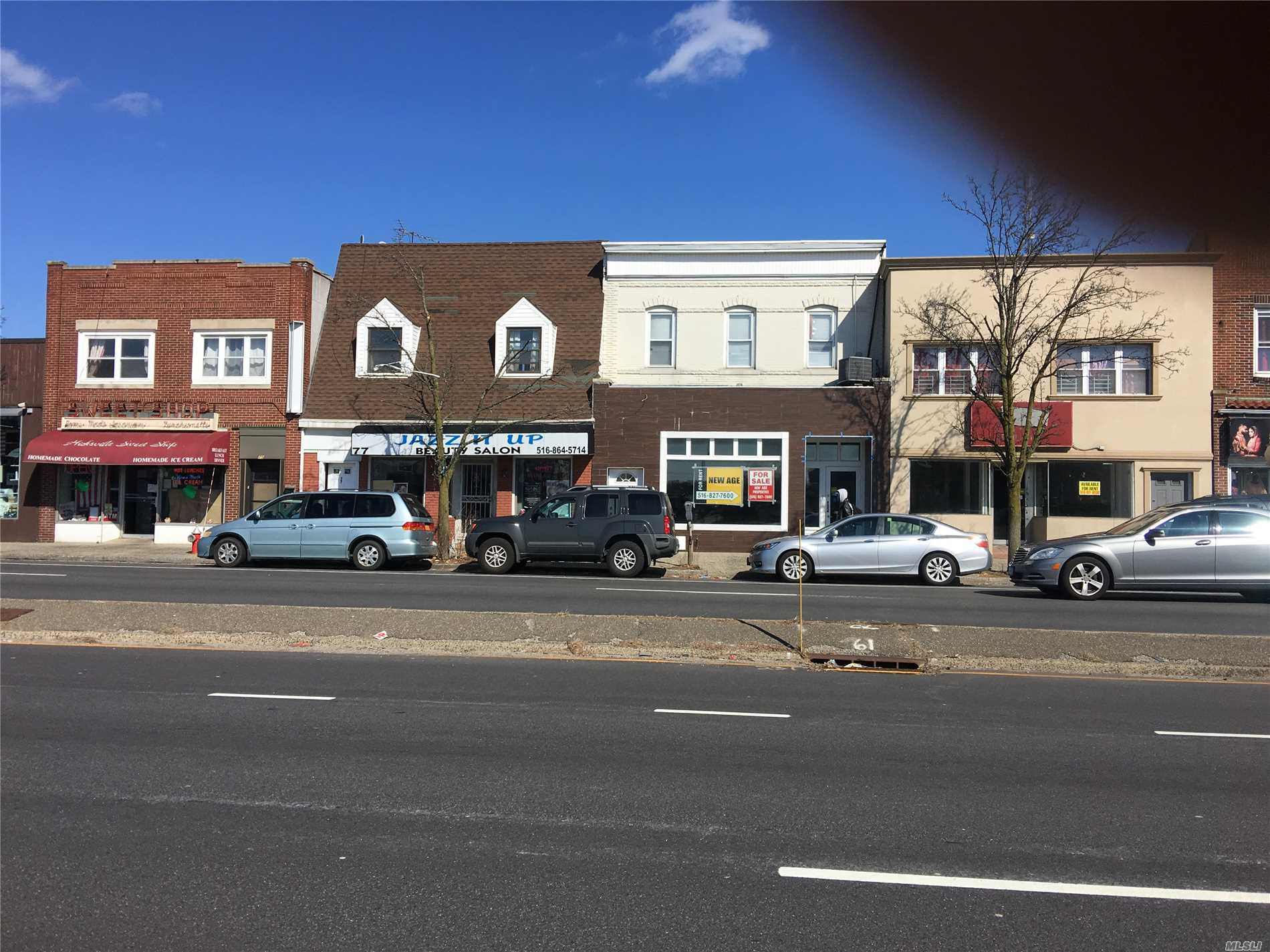 Commercial for sale in 79 Broadway, Hicksville, NY ,11801